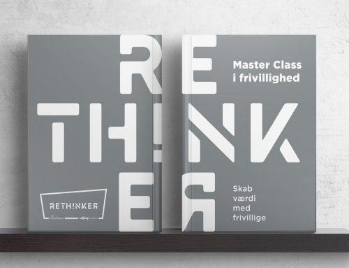 ReThinkers logo og identitet